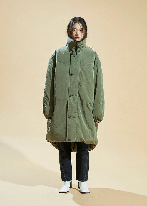 Level 7 Monster Parka (Khaki)