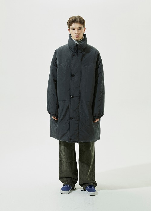 Level 7 Monster Parka (Dark Grey)
